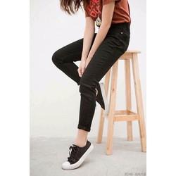 Quần Baggy jean nữ cực chất