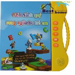 Sách điện tử song ngữ Anh Việt