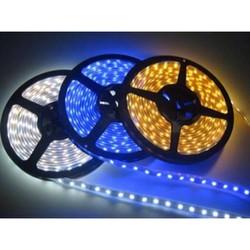 CUỘN LED DÂY ĐỔI MÀU TRONG NHÀ RGB 5050 12V CUỘN 5M