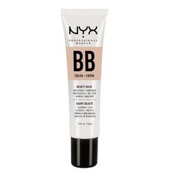 Kem BB NYX Professional Makeup Beauty Balm BBCR02 Natural