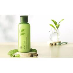Inisfree Green Tea Balancing Skin 200ml nước hoa hồng trà xanh