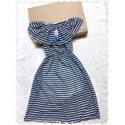 Đầm bẹt vai cá tính