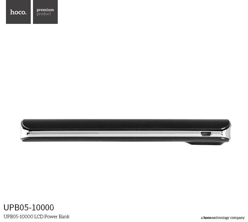 HOCO - Pin Sạc dự phòng UPB05 LCD 10000Mah 7