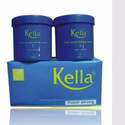 Thuốc duỗi thẳng tóc Kella 500ml x 2