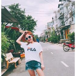 Áo thun Fila Hàn Quốc Vải Đẹp