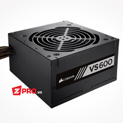 Nguồn Corsair VS600 600W 80 PLUS White Certified PSU