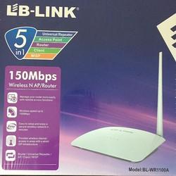 Bộ phát sóng wifi LB-LINK BL-WR1100A