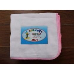 Set 2 khăn sữa Miky 4 lớp