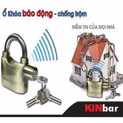 Khóa cửa báo động chống trộm KinBar