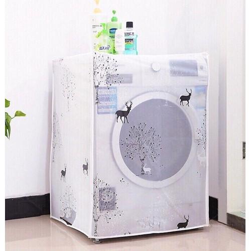 Vỏ bọc máy giặt vải satin Chống nước - 4370813 , 6382581 , 15_6382581 , 140000 , Vo-boc-may-giat-vai-satin-Chong-nuoc-15_6382581 , sendo.vn , Vỏ bọc máy giặt vải satin Chống nước