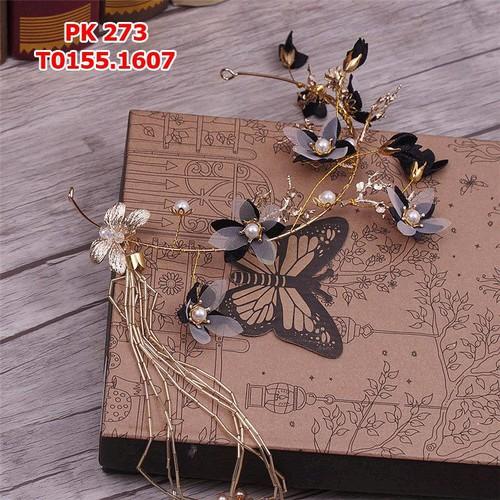 Cài tóc cô dâu hoa bướm , đính hạt trai - 4370743 , 6382153 , 15_6382153 , 155000 , Cai-toc-co-dau-hoa-buom-dinh-hat-trai-15_6382153 , sendo.vn , Cài tóc cô dâu hoa bướm , đính hạt trai