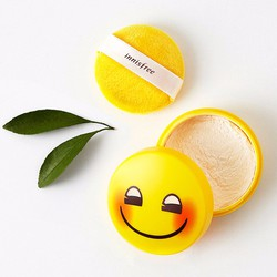 Phấn Phủ Innisfree No Sebum Mineral Powder Emoji