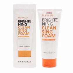 Sữa rửa mặt dành cho da hỗn hợp Beauskin Brightening Cleansing Foam