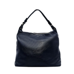 Túi xách tay nữ da bò thật cao cấp màu tím than