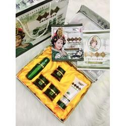 Bộ mỹ phẩm dưỡng da Hoàng Cung set 5 hàng Nhật