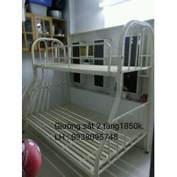 Giường tầng trẻ em- 80x1m2x2m- Bảo hành 12 tháng