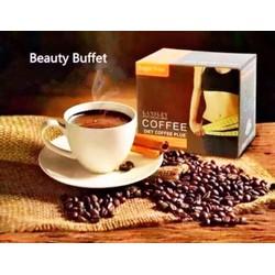 Cà phê giảm cân bổ sung collagen Lansley Thái Lan Diet Coffee Plus