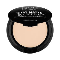 Phấn nền Stay Matte But Not Flat Powder Foundation SMP01 Ivory