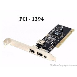 CARD CHUYỂN ĐỔI PCI TO 1394