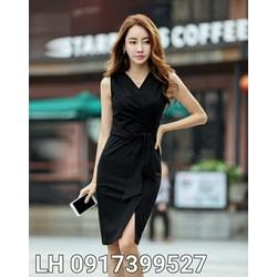 Đầm ôm váy ôm phong cách Hàn QUốc  L12D22