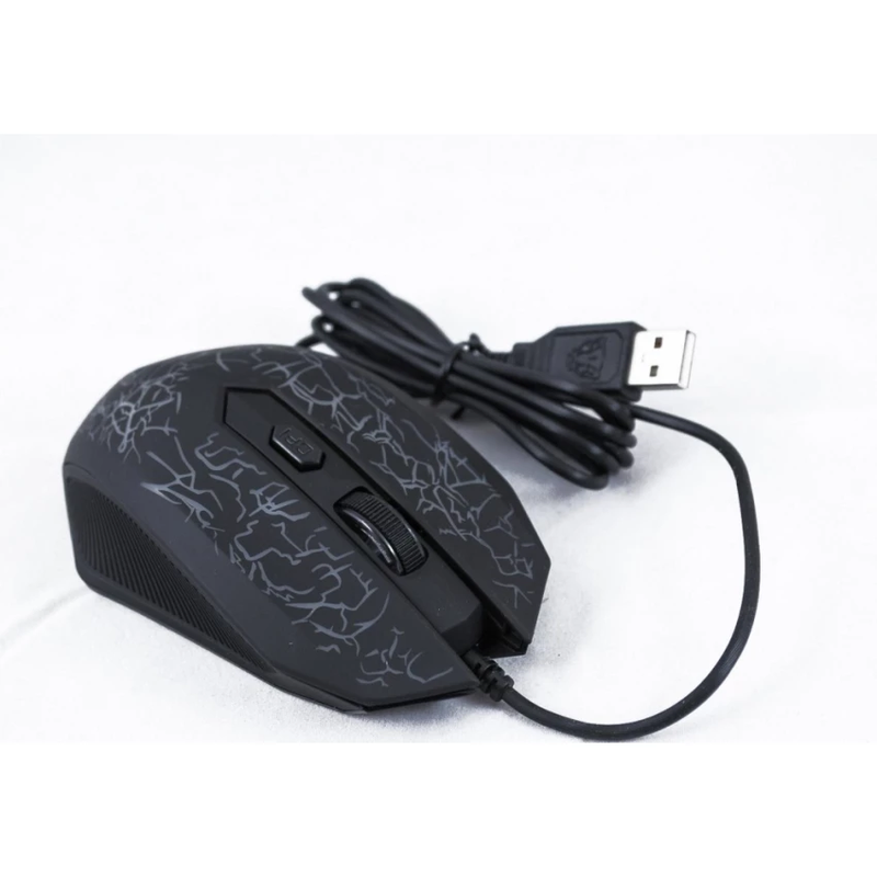 Chuột game thủ Motospeed F407 Optical Gaming Mouse 2