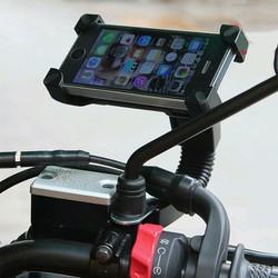 Giá đỡ điện thoại gắn xe máy