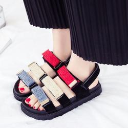 Giày Sandal Nữ Nổi Bật Phong Cách Hàn Quốc