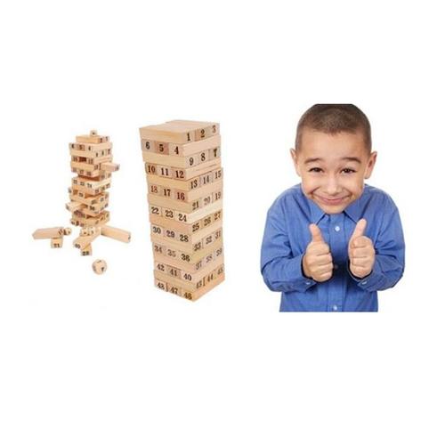 Đồ chơi rút gỗ số