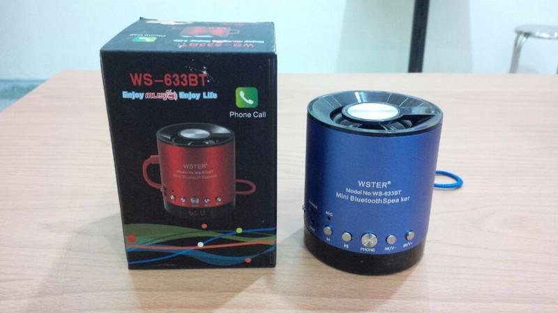 Loa Bluetooth mini WS-633 3