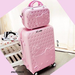 bộ 2 cái vali kéo | Vali du lịch