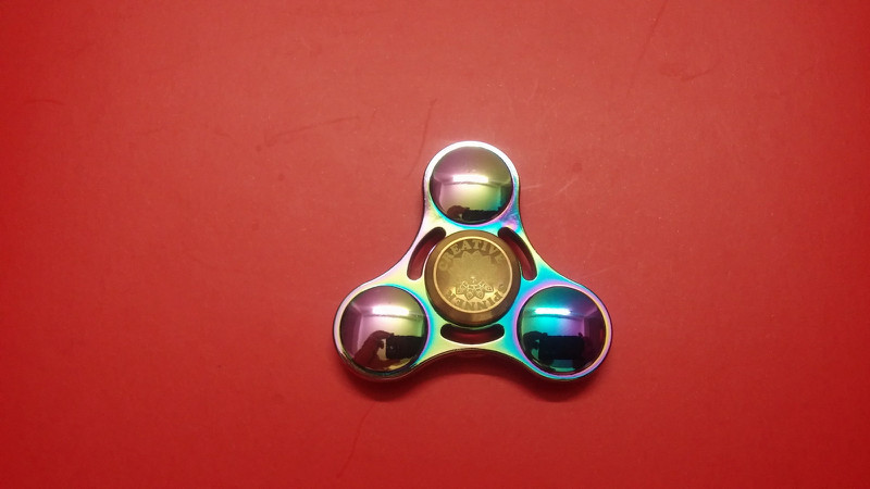 Spinner Cầu Vồng 5