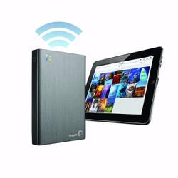 Ổ cứng di động -  Wireless Plus 2TB Portable Hard DriveWiFi - Hàng Mỹ