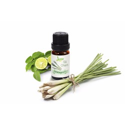 Leviter Essential oil - Tinh dầu Sả Chanh 10ml