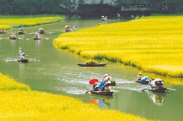 Tour Hoa Lư Tam Cốc 1N cùng Vietbamboo Travel 3