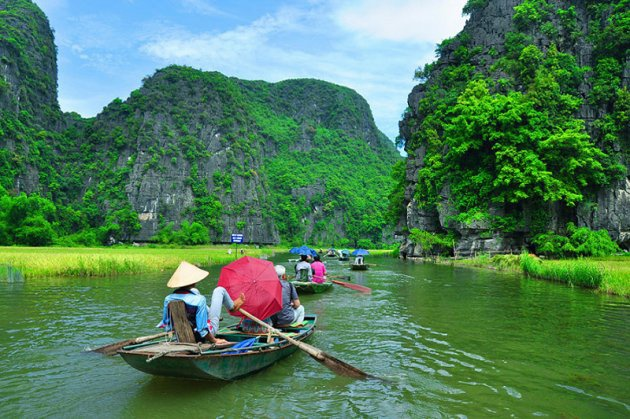 Tour Hoa Lư Tam Cốc 1N cùng Vietbamboo Travel 9