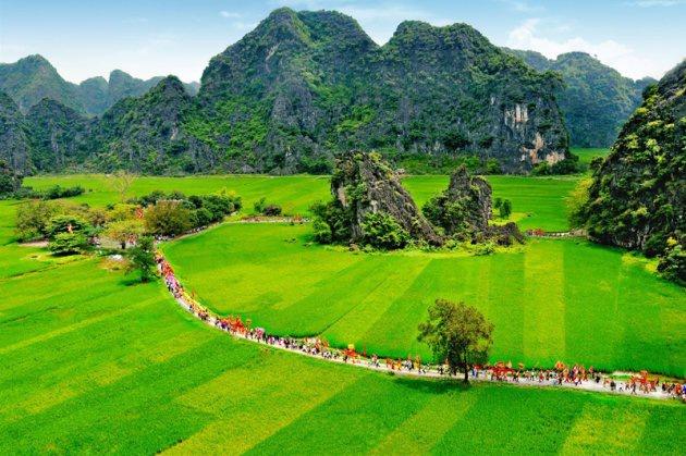Tour Hoa Lư Tam Cốc 1N cùng Vietbamboo Travel 8