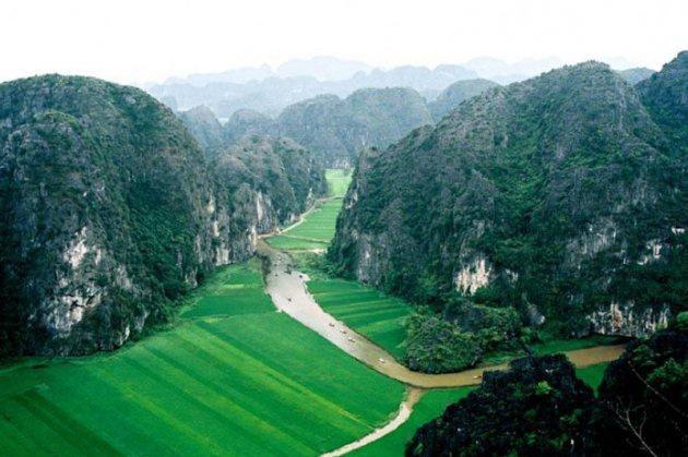 Tour Hoa Lư Tam Cốc 1N cùng Vietbamboo Travel 13