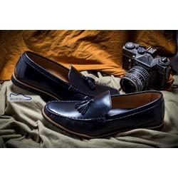 giày lười đế bệt nam