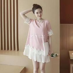 Đầm bầu thời trang babykid hàng nhập khẩu