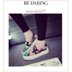 Giày Sneaker nữ cao tới 5p