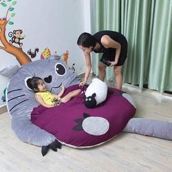 NỆM THÚ BÔNG Totoro 1m4x1m9