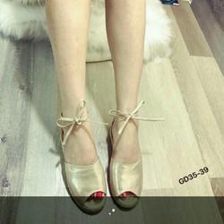 giày scandal dây cổ