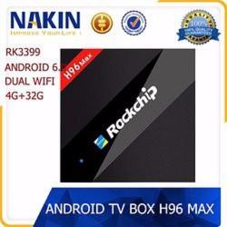 Android tivi box, Android tv box H96 Max 4g Ram