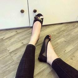 Giày búp bê nơ xinh xắn