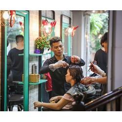 Khóa học nghề tạo mẫu tóc nam nữ từ căn bản đến nâng cao tại Anh Đức Hair and Nail Salon