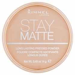 Phấn Phủ Rimmel Stay Matte Shine Control Pressed Powder