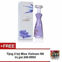 Nước hoa Miss Vietnam - Huế N32 35ml - Tặng 2 bộ NH Miss VN N6