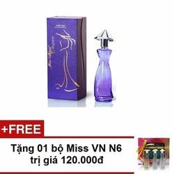 Nước hoa Miss Saigon Elegance N1 50ml - Tặng 1 bộ NH Miss VN N6