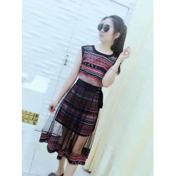 Váy đẹp, hàng Quảng Châu