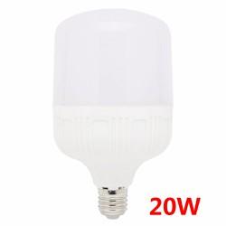 Bóng Đèn LED 20W bulb E27 công suất lớn Ánh sáng trắng